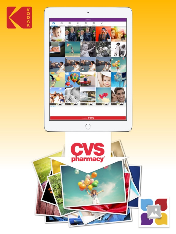 Screenshots of Photo Prints Now for iPad