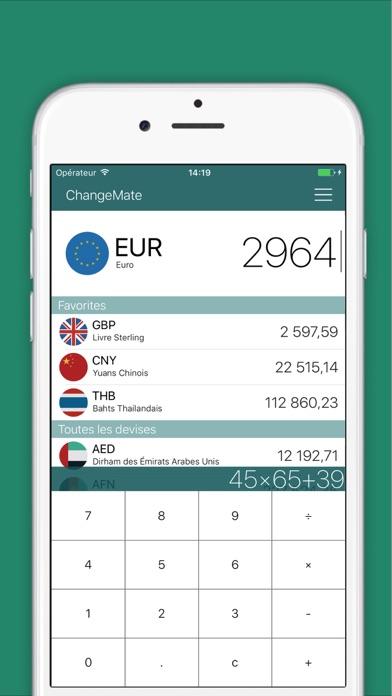 ChangeMate | Devises & CryptoCapture d'écran de 3
