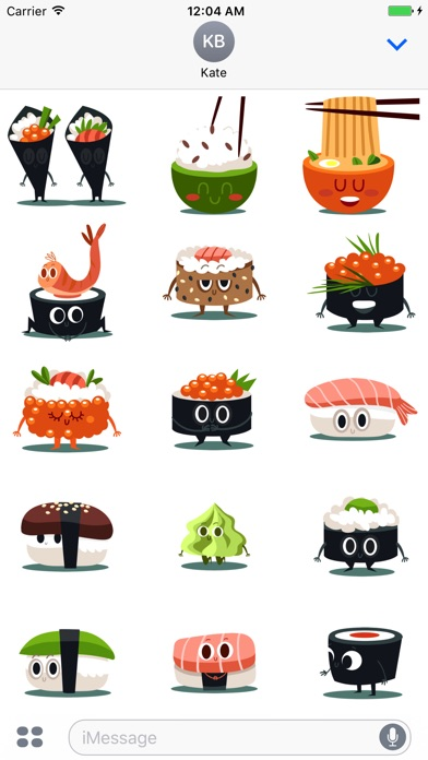 Food emojis for android