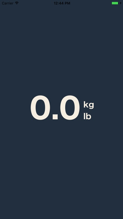 download DBP Weight Scale apps 0