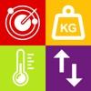 Units Converter - Convert Any Units! units of measure