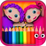 coloring gamespainting book for toddlers edupaint - Coloring Games For Preschoolers