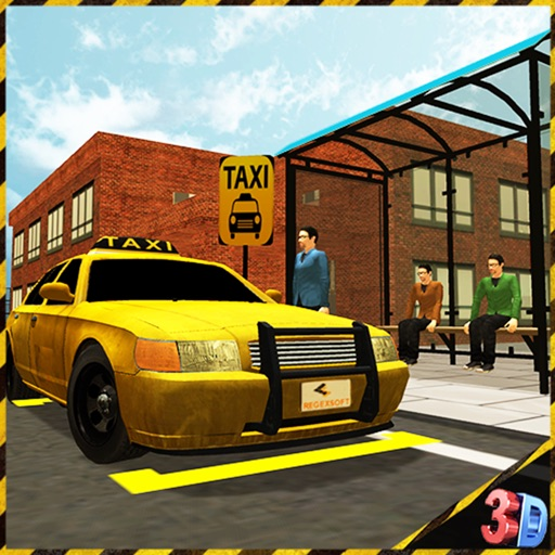 taxi driver sim cab parking simulation muhammad mobeen afzal. Black Bedroom Furniture Sets. Home Design Ideas