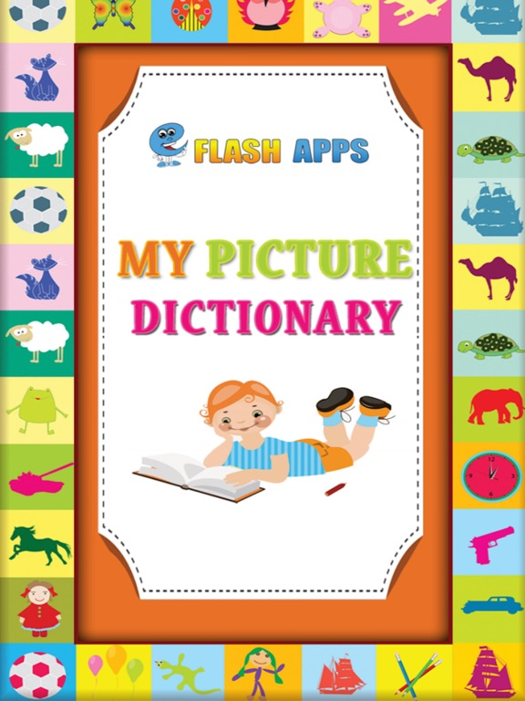 glossary for children text feature. ipad screenshot 1 glossary for children text feature d