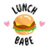 Natalie Strange - Lunch Babe artwork