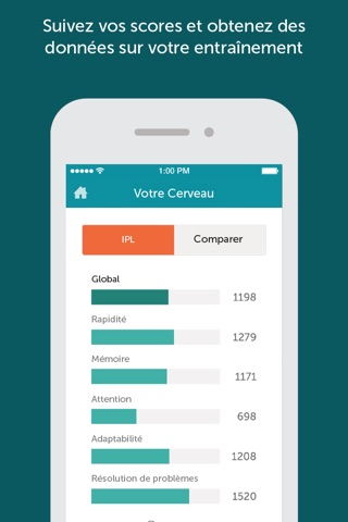Lumosity - Brain Training screenshot 4