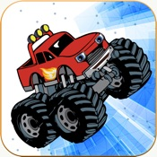 Blaze Monster Truck Adventure