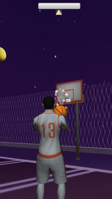 Ultimate Space Basketball Match screenshot