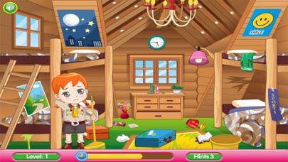 العاب تنظيف المنزل جدتي - العاب بنات جديدةلقطة شاشة4