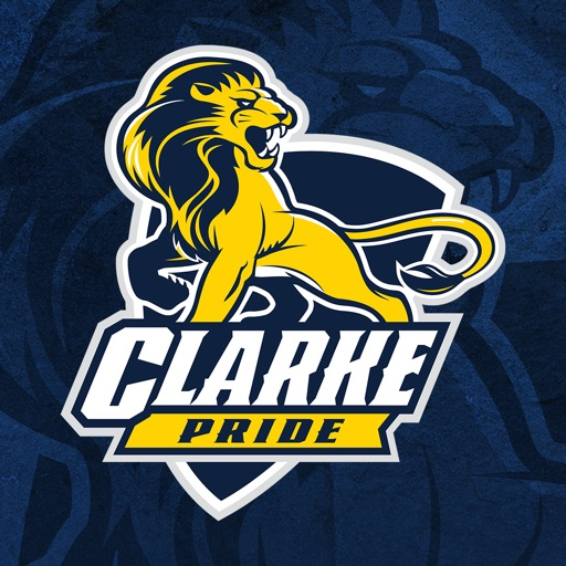 Clarke University Athletics Logo