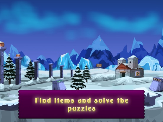Rescue Snow Penguin Escape Games ? screenshot 8