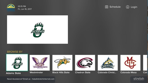 Screenshot #4 for RMAC Network