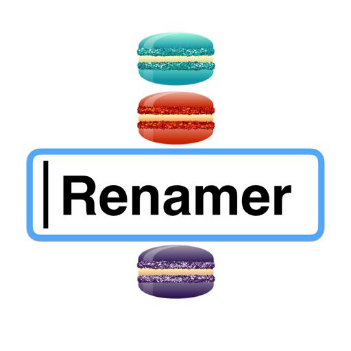 PDF Renamer - Fast general purpose file renamer