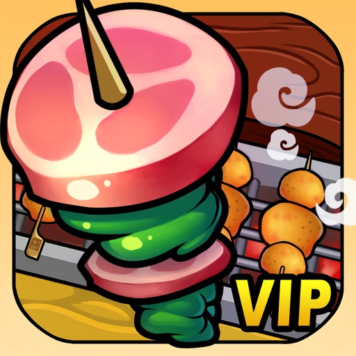 Happy BBQ VIP Edition - No IAP Game