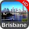 Boating Brisbane HD GPS nautical & fishing charts
