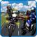 Crazy Motor Bike Racing Attack