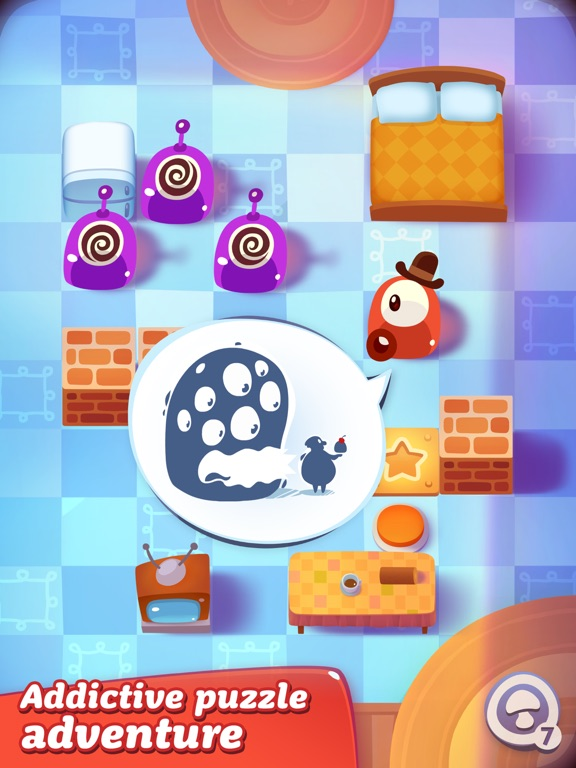 Screenshot #2 for Pudding Monsters HD