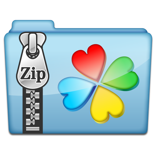 ZIPANG(ZIP Archive Next Generation) for Mac