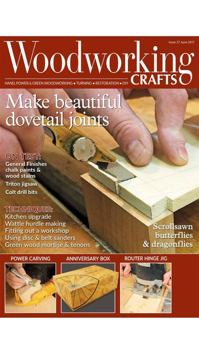 Woodworking Crafts Ma... screenshot1