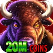 Buffalo Slots   Royal Casino Fun Slot Machines  Hack Coins and Diamonds (Android/iOS) proof