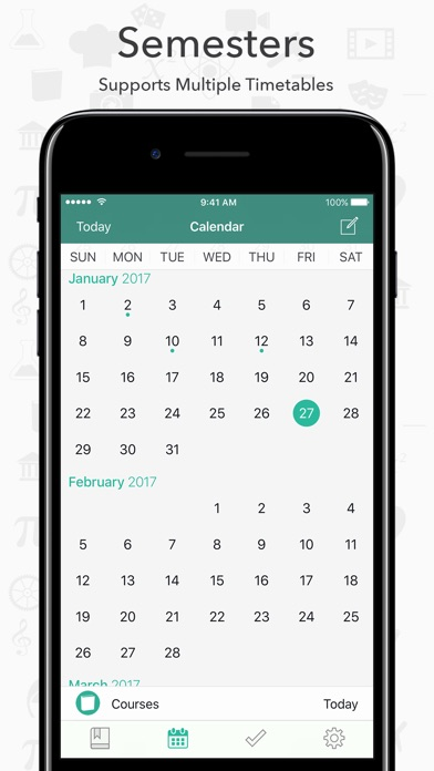 Sigma: Student Task Planner Screenshots