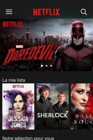 Netflix screenshot 1
