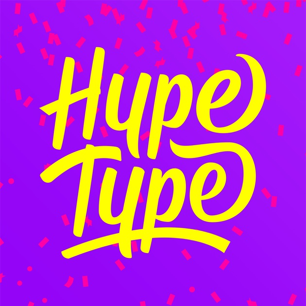 Hype Type Animate Text Typography On Your Story On The