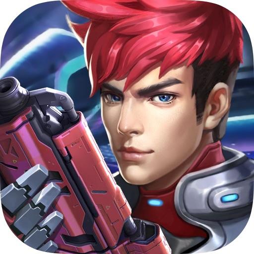 英雄枪战-FPS+MOBA 枪战手游