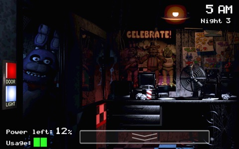 Five Nights at Freddy's screenshot 1