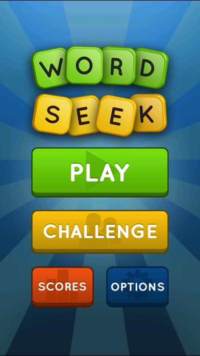 Word Seek HD Screenshots