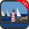 France Méditerranée HD Cartes
