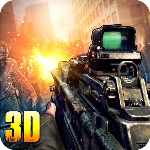 Zombie Frontier 3 – Top Zombie Shooting Game iOS Hack Android Mod