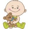 赤ちゃんを泣きための赤ちゃんのおしゃぶり