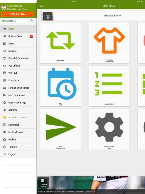 Fantapazz Screenshot