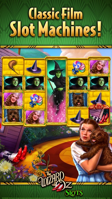 download Wizard of Oz: Casino Slots appstore review