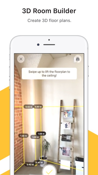 TapMeasure – AR utility screenshot 1