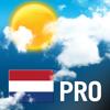 Weerbericht voor Nederland Pro