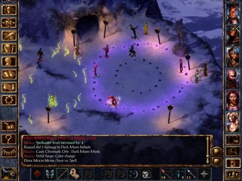 Baldur's Gate Скриншоты11