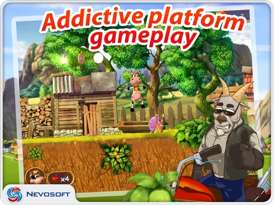 super cow adventure free download