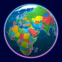 Erde 3D - Wunderbarer Atlas