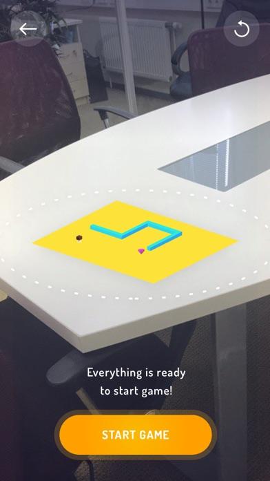 AR Snake Simulator Screenshot 3