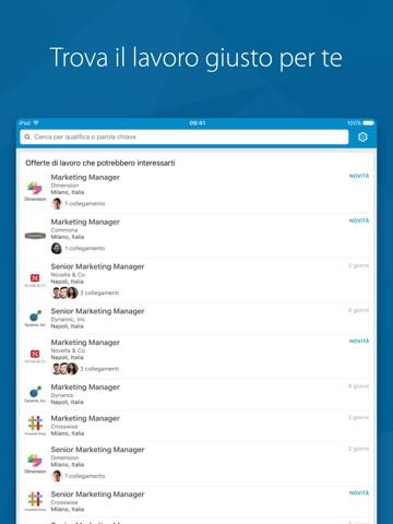 LinkedIn Job Search screenshot 1