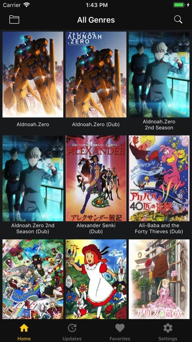 KissAnime -Social Anime Movies screenshot 1