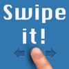 Gerard Grundy - Swipe IT! artwork