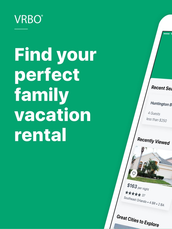 Book amazing rentals on VRBO - the most popular vacation rental site in the US. +2 million rentals worldwide 19+ million reviews Secure online payment 24/7 Customer Service.