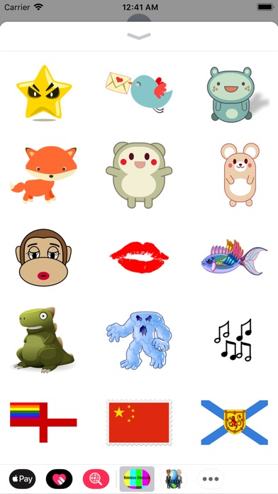 download Aimless Stickers appstore review