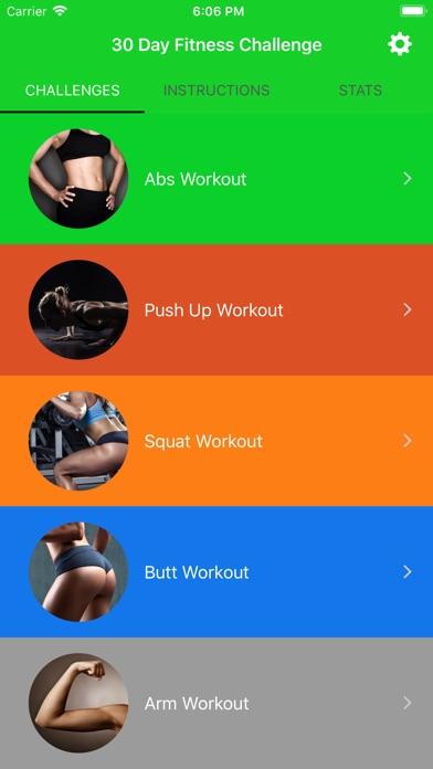 30-дневная тренировка для заня Скриншоты3