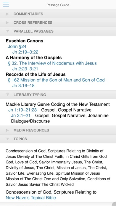 Verbum catholic bible study on the app store iphone screenshot 3 negle Image collections