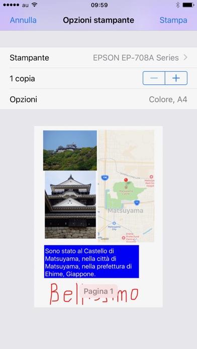 Screenshot of Pocket Note2