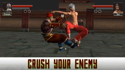 Karate Fighting Warrior 3D screenshot 4